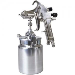 Asturo ΒRI/A Πιστόλι Βαφής Kάτω Δοχείου 1.4/1.7/1.9mm 00144XX