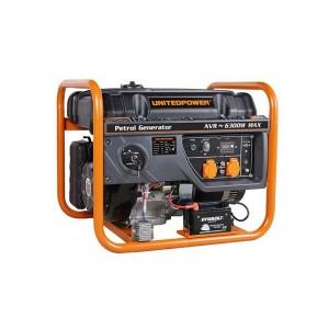 United Power GG7300E Γεννήτρια Βενζίνης 6,3 kW