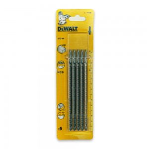 Dewalt DT2169-QZ Σετ Πριονάκια Σέγας Ξύλου Fast Cut 152mm T344D