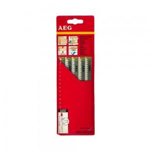 Aeg T344D Special Σετ Πριονάκια Σέγας Ξύλου Fast Cut 155mm 4932354745