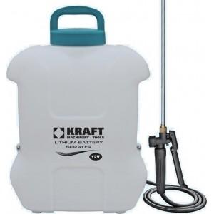 Kraft 621214 Ψεκαστήρας Προπιέσεως Πλάτης Λιθίου Μπαταρίας