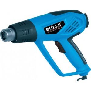 Bulle 63422 Πιστόλι Θερμού Αέρα με Εξαρτήματα σε Βαλιτσάκι Μεταφοράς 2000W