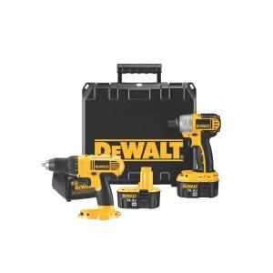 Dewalt DW054K Παλμικό Μπουνολόκλειδο 14.4V ΧR + Δώρο DC728KN Δραπανοκατσάβιδο