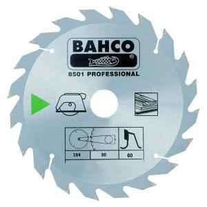 Bahco AB8501-13XF Δίσκος Διαμαντέ Ξύλου 184mm 60 δόντια Φ30