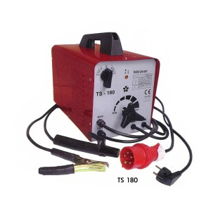 Iskravar TS 180 Ηλεκτροκόλληση 230/400V (Περιέλιξη Χαλκού)