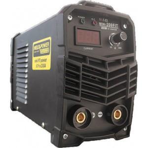 Helix Mini 200FIT Ηλεκτροκόλληση Inverter 200Α