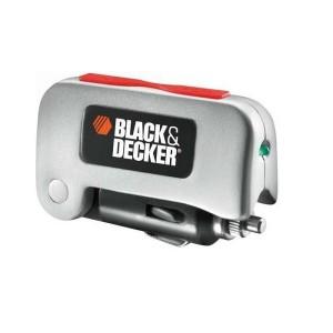 Black & Decker BDPC10USB-XJ Μετατροπέας Ρεύματος Αυτοκινήτου Σε USB