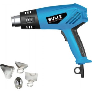 Bulle 63421 Ηλεκτρικό Πιστόλι Θερμού Αέρα 2000W