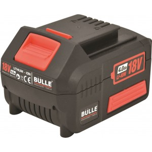 Bulle 64229 Μπαταρία Li-Ion 18V 4.0Ah - 18V - 20V