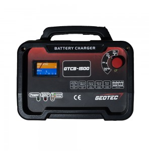 Geotec GTC-1200 Αυτόματος Φορτιστής Μπαταριών 360W