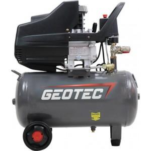 Geotec AC-2024 Αεροσυμπιεστής Μονομπλόκ 2HP/24lt