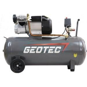 Geotec AC-30100 Αεροσυμπιεστής Μονομπλόκ 3HP/100lt
